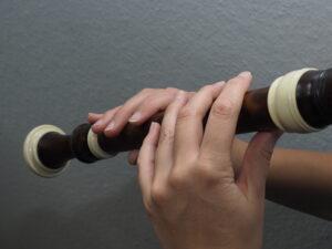 Online-Blockflötenunterricht